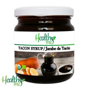 yacón, jarabe de yacón, saludable, salud, orgánico, natural, healthy me, naturaleza