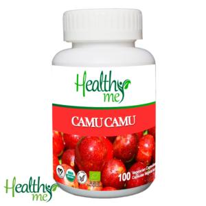 Camu Camu en cápsulas, Camu Camu, natural, orgánico, saludable, healthy me, cápsulas