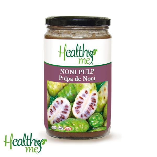 noni, pula de noni, pulpa, saludable, orgánico, natural, healthy me