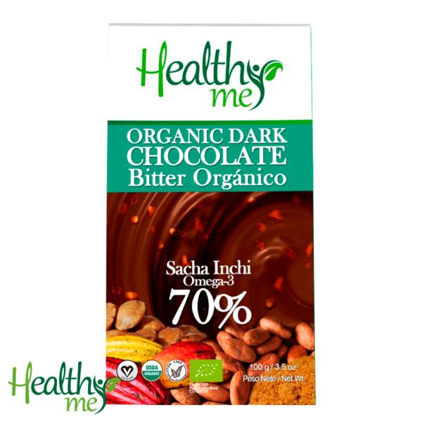 Chocolate, chocolate orgánico, chocolate orgánico dark